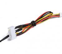 4Cell Flight Pack Spannung und Temperatursensor für OrangeRx Telemetriesystem.