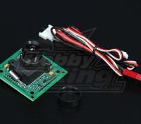 03.01-Zoll SONY CCD-Videokamera (PAL)