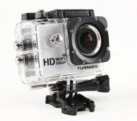 Turnigy HD WiFi ActionCam 1080p Full HD-Videokamera w / Unterwassergehäuse