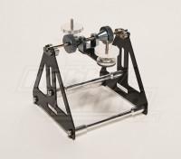 Turnigy R / C Universal-Hauptblatt-Balancer (Carbon-Faser)