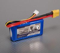 Turnigy 1300mAh 2S 20C Lipo-Pack
