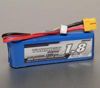 Turnigy 1800mAh 3S 20C Lipo-Pack