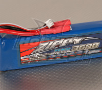 ZIPPY FlightMax 3600mAh 2S2P 30C LiFePO4-Pack