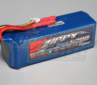 ZIPPY FlightMax 4200mAh 4S2P 30C LiFePO4-Pack