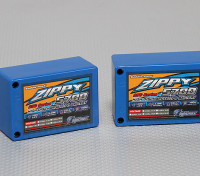 ZIPPY 5700mAh 2S3P 25C Saddle-Pack