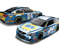 Lionel Racing Chase Elliot NAPA Chevrolet SS 1:24 ARC Diecast Car