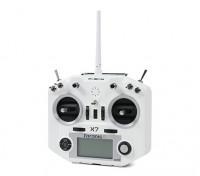 FrSky Taranis Q X7 Digital Telemetry Radio System 2.4GHz ACCST (White-no plugs) (EU)