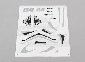 Edge 540 V3 Micro - Abziehbilder