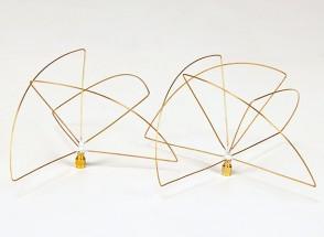 900Mhz zirkular polarisierte Antenne Set (RP-SMA) (LHCP) (Kurz-)