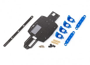 Turnigy TZ4 AWD 1/28 Micro Touring Car - Camber Adjustment Set
