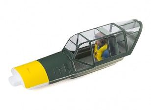 Durafly™ Bf.109E 1100mm Battle of Britain Scheme - Canopy Hatch