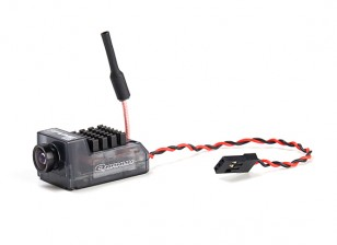 Quanum FPVMe HD Mini Camera OSD w/40CH 5.8GHz 25~200mW VTX (Whip Antenna)