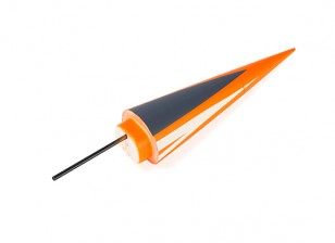h-king-skysword-1200-edf-jet-orange-nose-cone