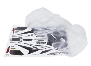 BSR Berserker 1/8 Electric Truggy - Clear Body Shell (PC) 818225