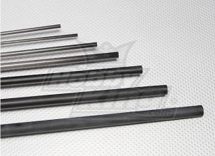 Carbon Fiber Rod (fest) 2.5x750mm