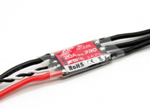 Spider-PRO 20A OPTO 2-4S