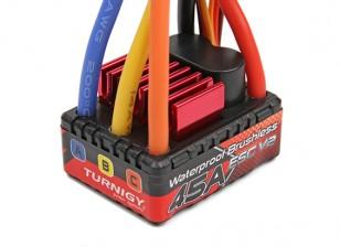Track 1/10 Brushless Sensorless 45A wasserdichte ESC V2