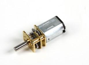 Brushed Motor 15mm 6V 20000KV w / 150: 1 Verhältnis Getriebe