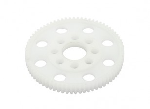 "Robinson Racing ""PRO"" Bearbeitete Spur Gear 48 Pitch 81T"