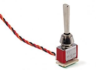 2-Wege-Positionsschalter für FS-I4x (langer Antrieb)
