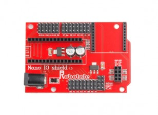 Kingduino NANO Expansion Board