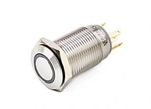 Metall 16mm Schalter