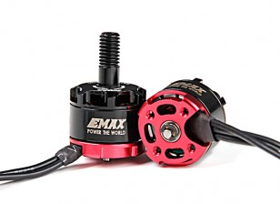EMAX RS1306 Racespec Motor KV4000 CW Wellendreh