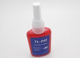 TL-242 Schraubensicherung mit Versiegelung Medium Festigkeit