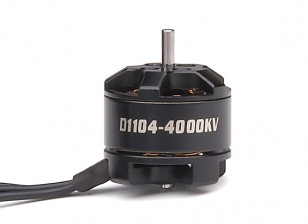Turnigy D1104-4000kv 5.5g Brushless Motor