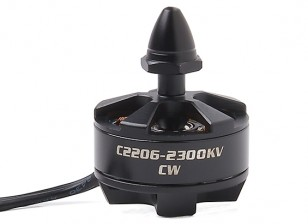 Turnigy D2206-2300KV 31g Brushless Motor CW