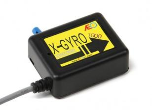 Hobbyking X-1000 Erweiterte Kopfbewegungsmaß-Tracker Gyro