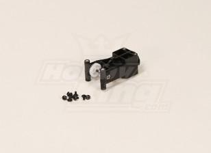 HK450GTPRO Heckrohr Inhaber Montagesatz (Gürtel Version)