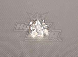 CNC-3D-spinner Große Silber
