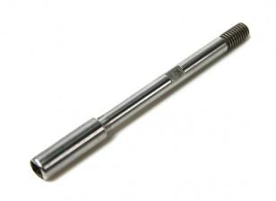 4mm Gewinde Antriebswellen- (62mm Länge) (1pc)