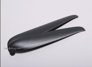TGS Precision Folding Propeller 13x6.5 Schwarz (1pc)