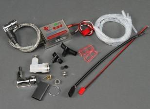 Ersatz komplette Zündung Set für Einzylindergasmotoren