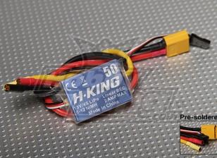 H-KING 50A Fixed Wing Brushless Drehzahlregler