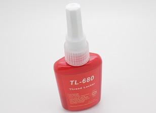 TL-680 Schraubensicherung mit Versiegelung Low Strength