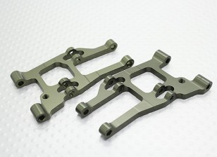 Aluminium-Front Lower Suspension Arm (2ST / Bag) - A2003T, A2027, A2029, A2035 und A3007