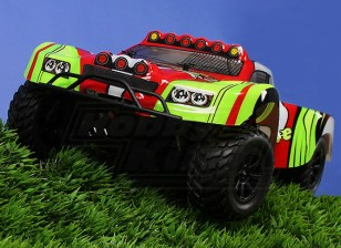 1/18 Skala 4WD RTR Short Course Truck