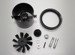 10 Blade-Hochleistungs-70mm EDF Impeller