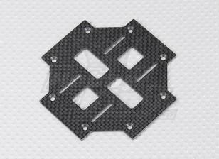 Turnigy Talon V2 Carbon Hauptbodenplatte (1pc)