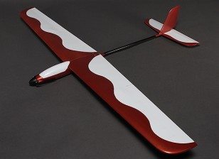 EP Epoxy Glider w / Motor 1410mm (Plug-and-Fly)