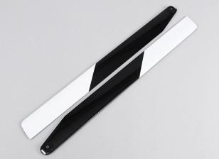 600mm WIG-Glasfaser-Hauptblätter