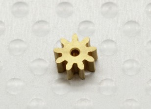 Micro Helicopter Pinion Gear 0,5M 9T
