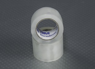 "1 ""x 4m Roll - 3M Blenderm Tape (Hinging Band - Twin Pack)"
