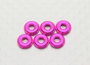 2mm x 8mm Shock Tower Shim Turnigy TD10 4WD Tourenwagen-WFS820 (6pc)