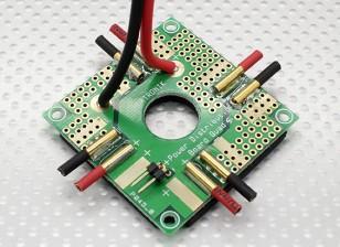 Hobby König Quadcopter Power Distribution Board Lite.