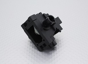 Front Diff. Box Komplett-Set - 16.01 Turnigy 4WD Nitro Racing Buggy, A3011