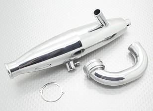 Manifold Und Rohr abgeschlossen - A3015